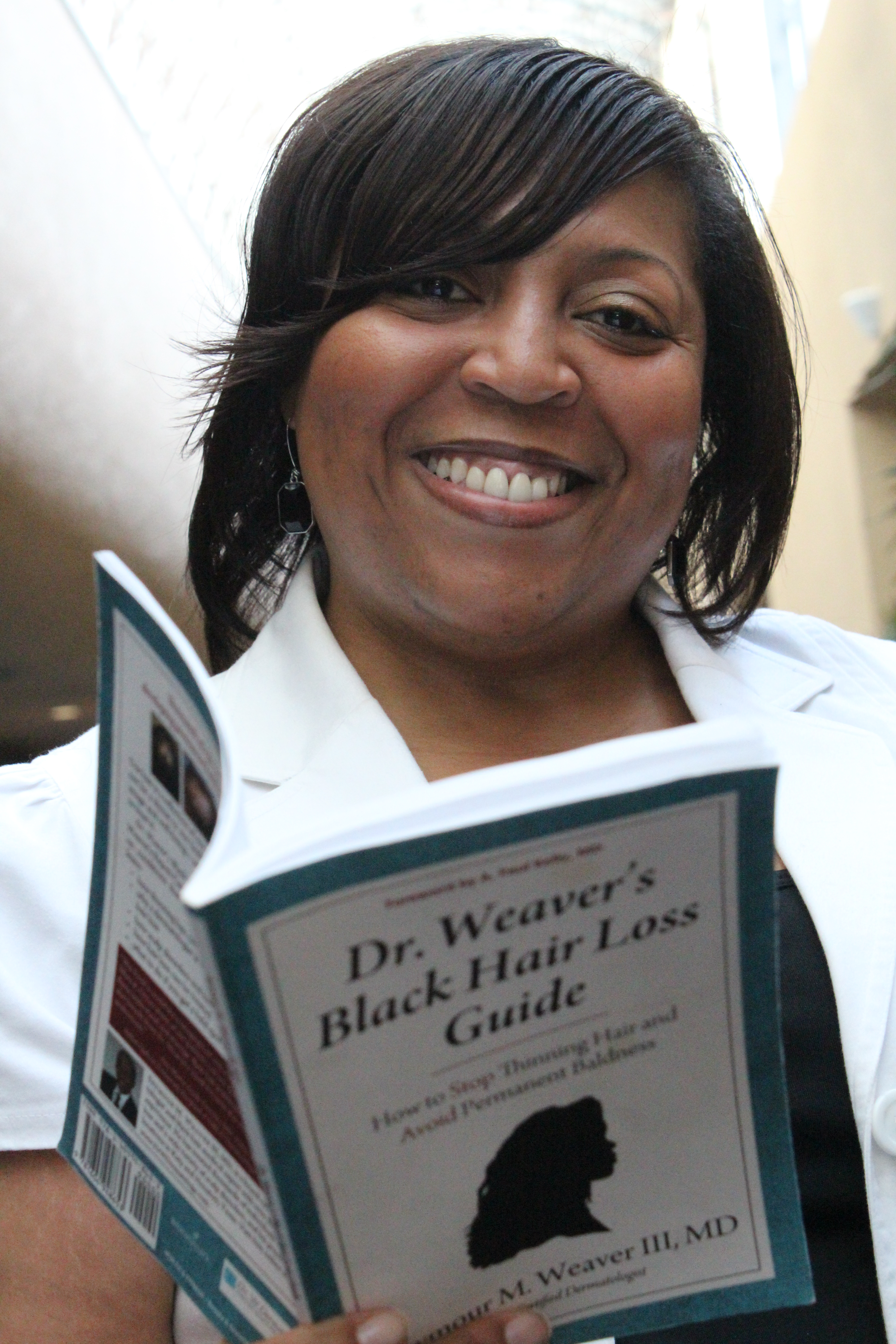 BLOG | Dr  Weaver's Black Hair Loss Guide